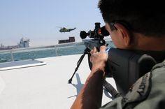 Ship-Sniper. June 26, 2013. (Photo Credit: C. Miller)