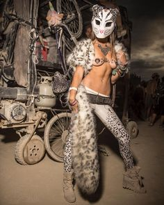 See more. Festival Girls, Festival Outfits, Festival Fashion, Burning Man Girls, Burning Man Art, Burning Man Fashion, Burning Man Outfits, Burning Man Costumes, Mens Style Guide