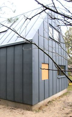 Projekty domów nowoczesnych Bali, Shed, Outdoor Structures, Country, Building, House, Design, Exo, Lean To Shed