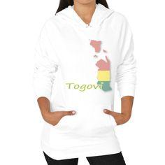 Togovi California Hoodie Women's