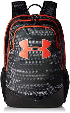 cee5c60bf5 Under Armour Boy s Storm Scrimmage Backpack Review Under Armour Brand
