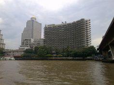 Hotel Shangri-La, #Bangkok, #Thailande