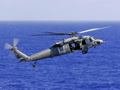 MH-60S Knighthawk helicopter