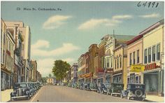 Main St., Carbondale, Pa.   Flickr - Photo Sharing!