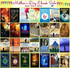 HUGE Mother's Day eBook Sale! - May 7th Thru May 10th - Many only 99 cents!