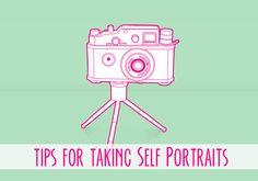 Tips for better self portraits