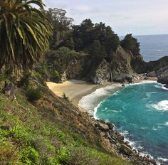 14 Things you need to know before driving CA's Big Sur 2014-04-05-1mcwayfalls.jpg