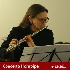 Concerto Hornpipe 2012  Ottava Nota - Auditorium  via Marco Bruto 24  0289658114 3388576271  info@ottavanota.org  www.ottavanota.org