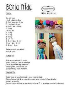 Super Design Ideas for Crochet Amigurumi Dolls Crochet Doll Pattern, Crochet Art, Love Crochet, Crochet Animals, Crochet Dolls, Crochet Patterns, Crochet Ideas, Amigurumi Doll, Amigurumi Patterns