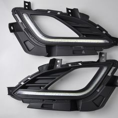 85.12$  Buy now - http://alist9.worldwells.pw/go.php?t=32723708259 - High quality For High bright&Best Quality 2012-2016 Hyundai Elantra LED Daytime Running Light (DRL) Fog light with turn sign