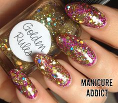 Manicure Addict: Lynnderella Golden Rules