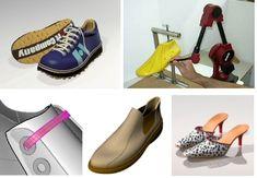 Shoe Design and Visualization in Rhino Shoe Rack, Designer Shoes, Birkenstock, Sandals, Model, Fashion, Slide Sandals, Moda, Shoes Sandals