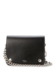Mulberry Clifton Leather Shoulder Bag