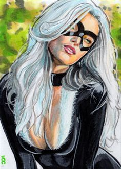 Black Cat by Veronica O'Connell