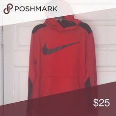 Brand New Nike Dri-Fit Hoodie ! Brand New Nike Dri-Fit Hoodie ! In Perfect Condition Nike Shirts & Tops Sweatshirts & Hoodies