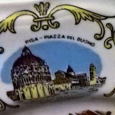 Souvenir Italy Pisa-Piazza del Duomo