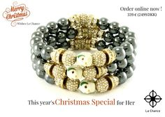 Exclusive Christmas offer for Her by La Chance