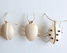 como hacer un escarabajo con material reciclable - Buscar con Google