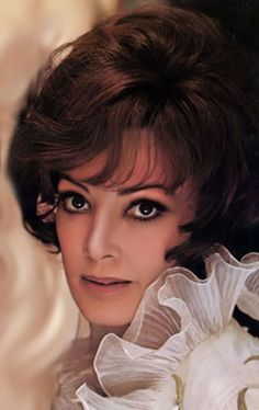 "Anna Moffo - The first opera I ever saw, ""La Traviata,"" was at the original Met. Moffo sang Violetta."