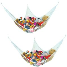 4c1347486 Jolly Jumper Jumbo Toy Hammock conveniently gets toys off the floor ...