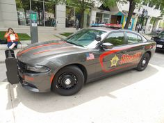 Milwaukee County, Wisconsin Sheriff's Department Dodge Charger. Milwaukee is…