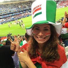 Euro 2016'nın En Güzel Macarları – Taraftar Kızlar