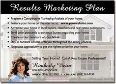 Real Estate Marketing Postcards, Post cards