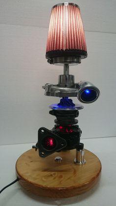 Turbo Lamp di HMIIT su Etsy