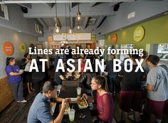ASIAN BOX (Palo Alto) | A restaurant that bridges the gap between fast casual and your favorite neighborhood joint. #glutenfree #gf | Location: 855 El Camino Real Palo Alto, CA 94301 | Phone Number: (650) 391 9305 | Store Hours: Daily 11am–9pm | Specialty: authentic Asian street food