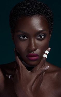 devoutfashion: Beautiful Black women photography Makeup Artist & Stylist: Galvin MasonModel: India S.