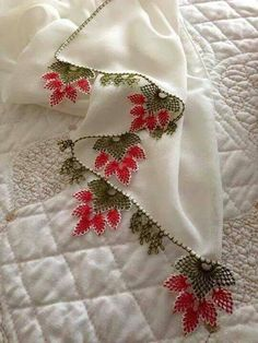 ✔Oya Turkish Needle Lace