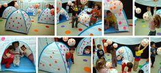 Javier Abad y Ange Ruiz de Velasco | ZALEANDO | EducaMadrid Yayoi Kusama, Movement Preschool, Velasco, Reggio Emilia, Kindergarten, Kids Rugs, Math, Games, Calgary
