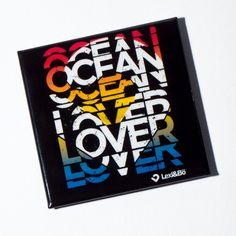 Ocean Lover Kühlschrankmagnet €1,90 http://www.lexibo.com/de/lifestyle/187/ocean-lover-kuehlschrankmagnet