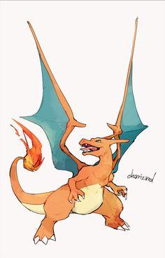 Charizard Fotos Do Pokemon, Pokemon Memes, All Pokemon, Pokemon Fan Art, Pokemon Cards, Charmander Charmeleon Charizard, Pokemon Charizard, Pikachu, Bulbasaur