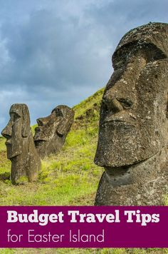 Is Easter Island on your bucket list? Pin these Easter Island travel tips to save money on your dream trip --> http://www.everintransit.com/budget-travel-tips-easter-island/ // Rapa Nui, Chile