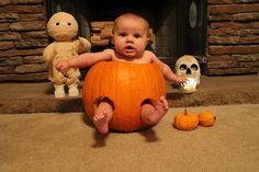 #Baby #Pumpkin #Halloween