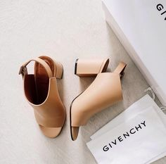 Givenchy Slingback Glove Sandal - in my shoe dreams!