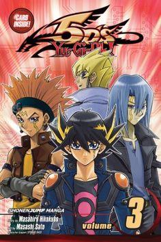 YuGiOh! 5D's Graphic Novel 3 (200 pgs)