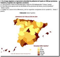 2012. Densidad de población.