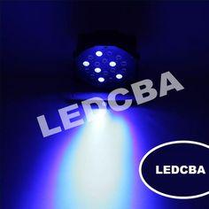 Proton Par 56 18 Leds Alta Luminosidad Rgb Audioritmico Dmx - $ 788,00 en Mercado Libre Led, Frosting, Dj Equipment, Plastic Crates, Free Market, Products