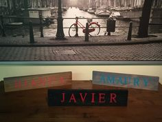 Kids Bedroom Name Reclaimed Wood Signs, Baby Room, Bedroom Door, Personalized, Playroom Sign, Homemade, Custom, Mancave, Custom Sign