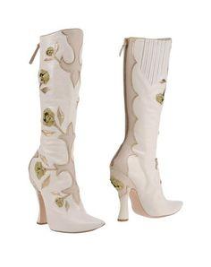 MIU MIU Boots. #miumiu #shoes #boots
