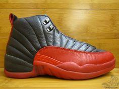f7237074e90b Vtg OG 1997 Nike Air Jordan XII 12 s sz 9 Flu Game ORIGINAL Black Varsity