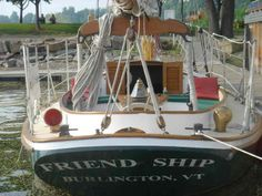 Whistling Main Schooner sailing trip around Lake Champlain