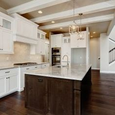 Highland Homes | Custom Kitchen Highland Homes, Functional Kitchen, Kitchens, Building, Home Decor, Decoration Home, Room Decor, Kitchen, Buildings