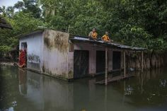 Haunting Photos Show Effects Of Climate Change In Bangladesh