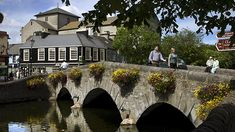 Ireland, Old world charm abounds the strollable, picturesque town of Westport in County Mayo. Connemara, County Mayo Ireland, West Coast Of Ireland, Dame Nature, Travel Specials, Castles In Ireland, County Clare, All Inclusive Vacations, Old World Charm