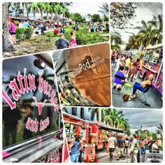 #Miami Food Trucks
