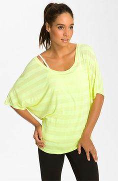 Hard Tail Slouchy Dolman Sleeve Top available at #Nordstrom
