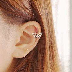 butterfly earrings / soonsoo *FASHION ACCESSORIES 135356